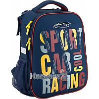 Рюкзак школьный каркасный Kite K18-531M-1 Car racing