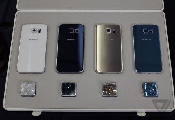 Samsung galaxy S6 корейская копия
