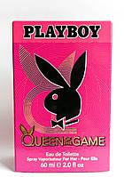 Playboy Queen of the Game женская туалетная вода 60 мл