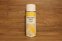 Лак-спрэй, серебряный, Spray Silver HS (с повышенным сухим остатком) , 400 мл., Borma Wachs