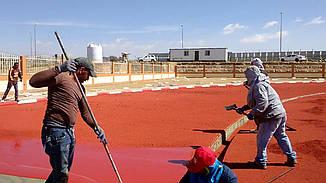 Спортивное покрытие Alsatan SW, фото 3