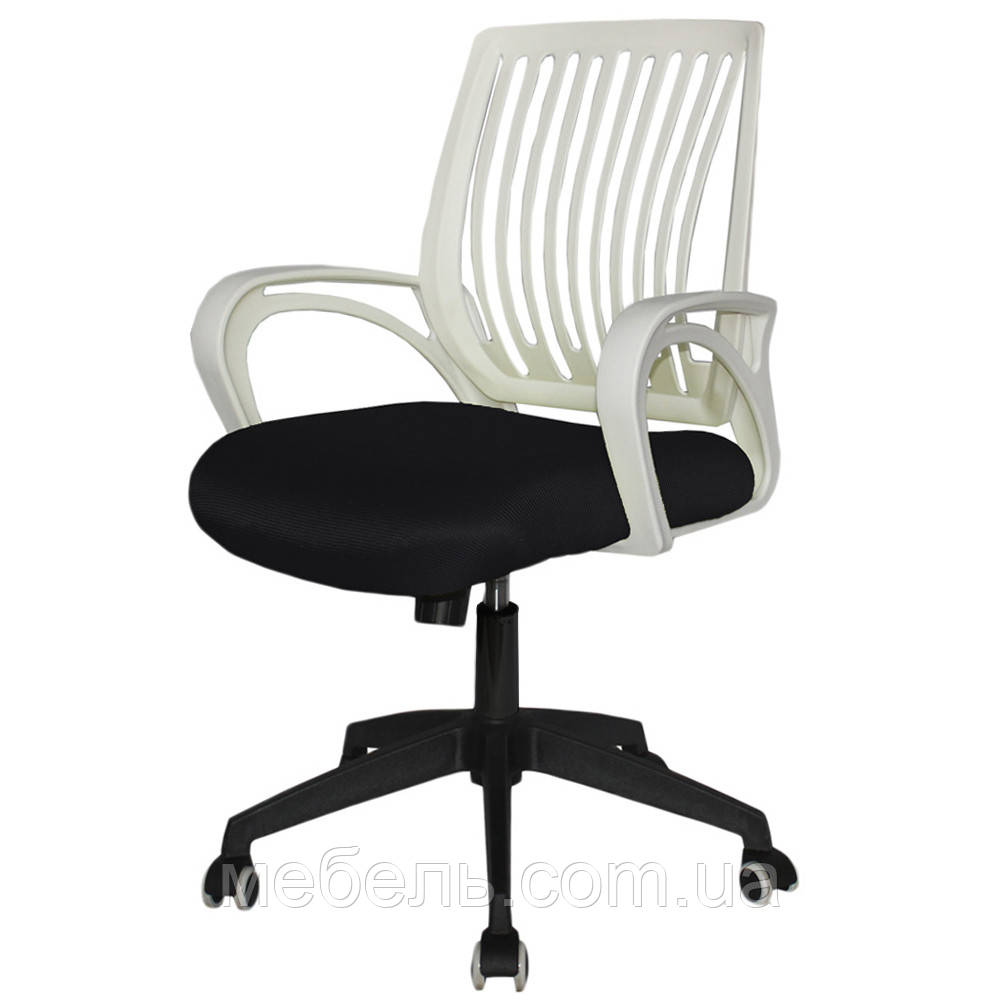 Компьютерное детское кресло Office Plus White 01