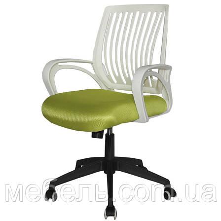 Кресло офисное Barsky Office Plus White 02, фото 2
