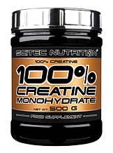 Креатин Моногидрат Scitec Nutrition 100% creatine monohydrate 500 g