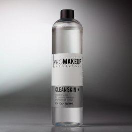 PROMAKEUP CLEAN SKIN мицеллярная вода для снятия макияжа формат PRO 500 мл для пенообразователя