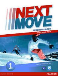 Next Move 1 Teacher's Book with CD-Rom / Книга учителя с диском