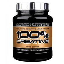 Креатин Моногидрат Scitec Nutrition 100% creatine monohydrate 1000 g