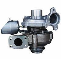 Новая турбина CITROEN PSA/PICASSO/C3/C4/C5, DV6TED4, (2003, 2004), 1.6D, 80/109
