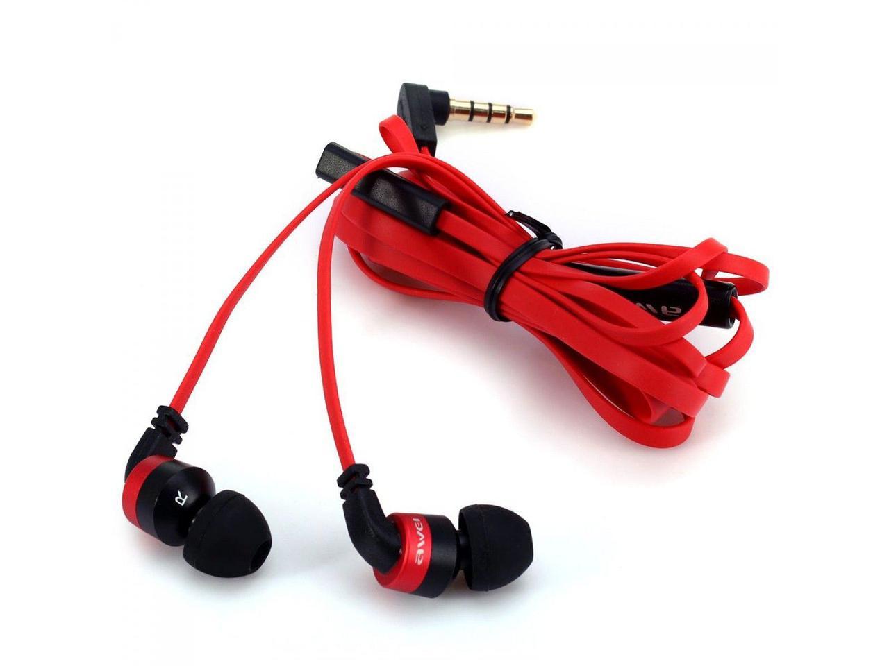 Вакуумные наушники для телефона AWEI ES-13i с микрофоном  189 грн ... ca501fd6ed460