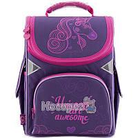 Рюкзак школьный Kite каркасный GO18-5001S-7
