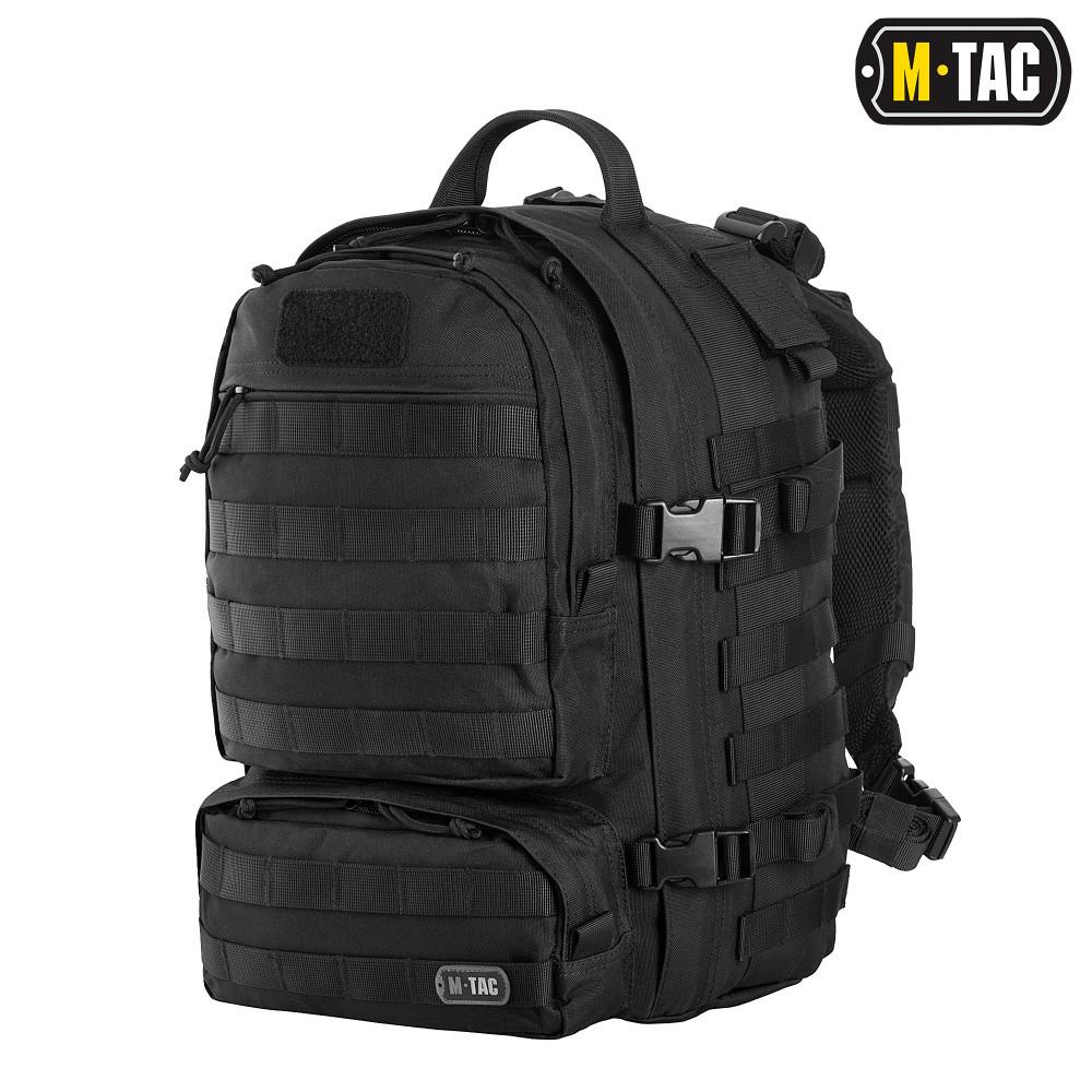 Рюкзак COMBAT PACK BLACK