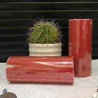 Лента фатиновая премиум 15 см красная