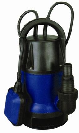 Насос дренажный для грязной воды CRISTAL Q3701B 0.25КВт, фото 2