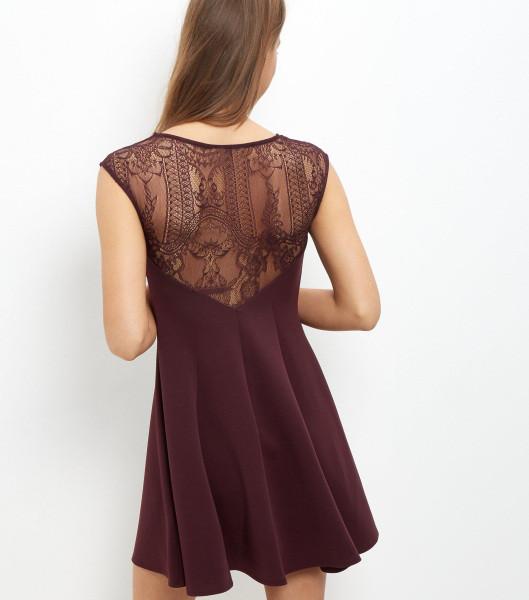 Новое платье с кружевом New Look