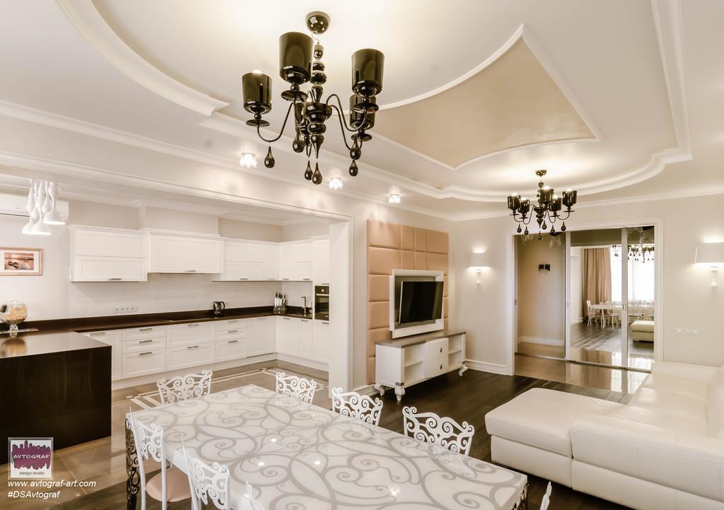 «Apartment in NOVOPECHERSKI LYPKY COMPLEX».