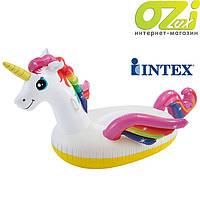 Надувной плотик Intex 57561 Единорог