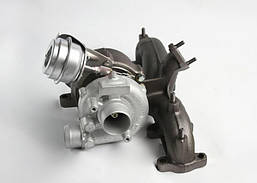 Новая турбина AUDI A3/A3 TDI, AXR/AUY/AJM/BSW/BEW, (2000-2002), 1.9D, 74,85/100,115