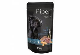 Консервы для собак DN Piper пауч с ягненком, морковкой и коричневым рисом 150 г