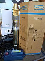 Бытовой насос водяной глубинный погружной 3SKM 100 Форватер, Maxima ( Максима ) , фото 1