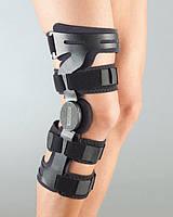Ортез (брейс) на колено с шарнирами и регулируемым углом  Aurafix 171
