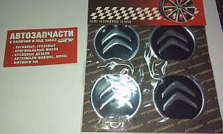 Наклейка на колесный диск Citroen