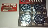 Наклейка на колесный диск/колпак Daewoo