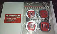 Наклейка на колесный диск/колпак FIAT