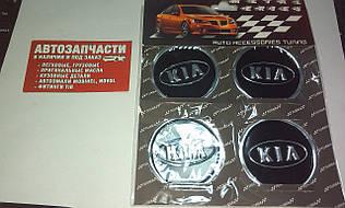 Наклейка на колесный диск KIA
