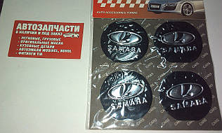 Наклейка на колесный диск LADA
