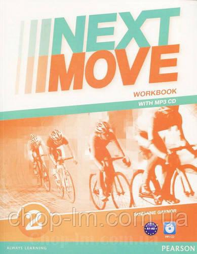 Next Move 2 Workbook with CD-ROM / Рабочая тетрадь с аудио диском