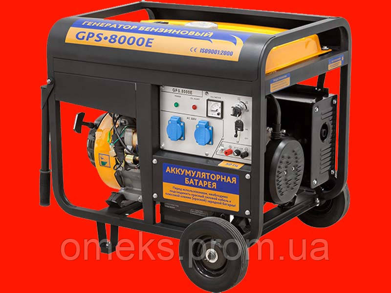 Генератор Sadko GPS-8000E Sadko