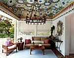 Марокканский стиль интерьера. Техника Зеллидж – особенности