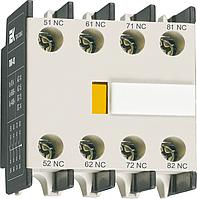 Приставка ПКИ-20 дополнительные контакты 2з IEK, фото 1