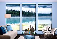 Ролл-шторы Озерный пейзаж, фото 1