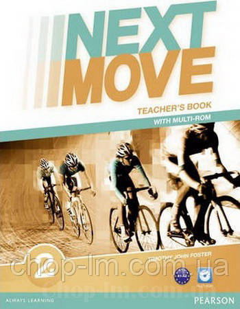 Next Move 2 Teacher's Book with CD-Rom / Книга учителя с диском