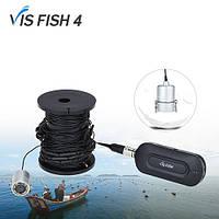 Wifi видеоудочка - подводная камера для рыбалки VISFISH 4