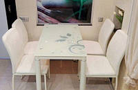 Кухонный стол Damar 100x60 см