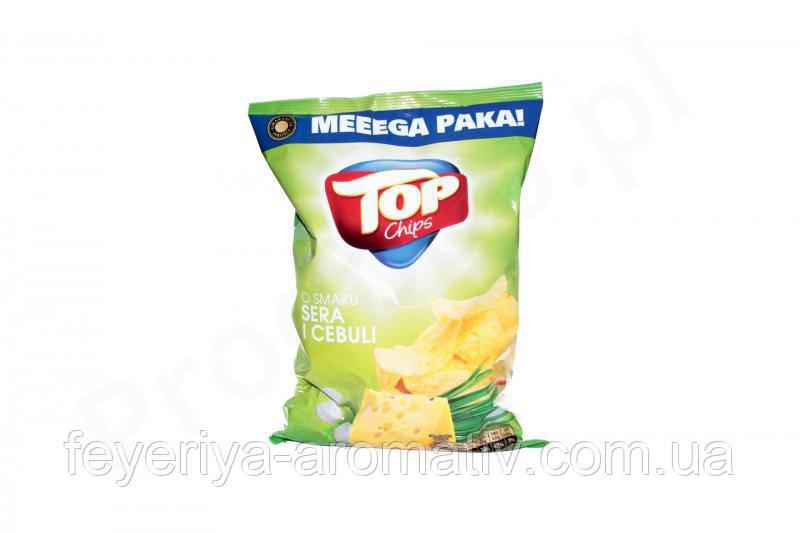 Картофельные чипсы Top 200г (Польша)