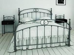 Кровать Тоскана 160*190 гроза (Металл дизайн), фото 2