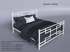 Кровать Фавор Белая 120*200 (Tenero TM), фото 3