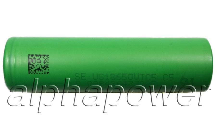Аккумулятор высокотоковый Sony 2600mAh 3.7v 18650 30А