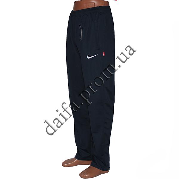 Мужские брюки эластан NIKE синие N115-2 (50-56 р-р) пр-во Украина. Оптом в  Одессе. 2195bf605db