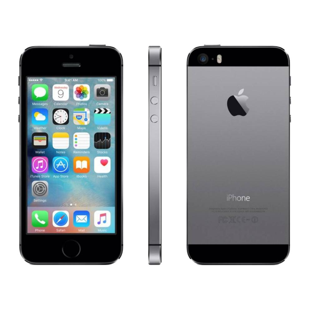 Apple iPhone 5S 32 Gb Space Gray (Б/У)