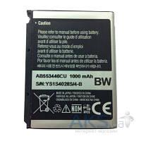Аккумулятор Samsung F480 / AB553446CU (1000 mAh) Original
