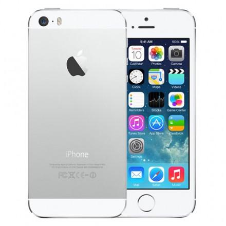 Apple iPhone 5S 32 Gb Silver (Б/У)