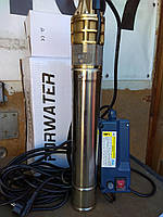 Насос глубинный погружной 4SKM 150 Forwater, фото 1