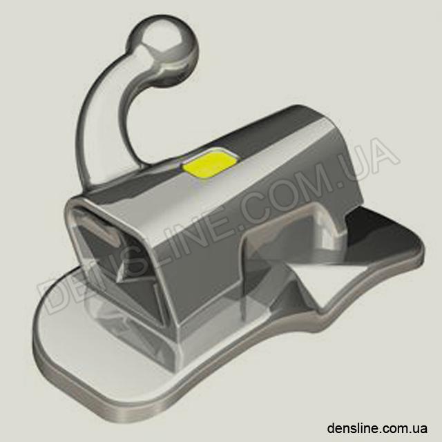 Щечная трубка неконвертируемая на 1-й моляр Low Profile Roth 018/022 - 1шт (3B ORTHO)