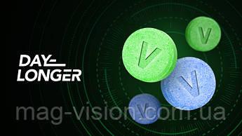 Жевательные резинки Daylonger VISION - для энергии или снятия стресса