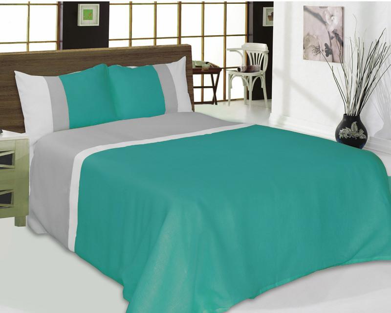 Комплект постельн Евро сорт1,цвет310,рис.0 ЭДИТ( под. 220*210, прост 240*210, нав 50*70-2 шт)100лен%