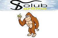Ароматизатор Solubarome Gorilla V2 (Банан, кокос, шоколад ) 5 мл.